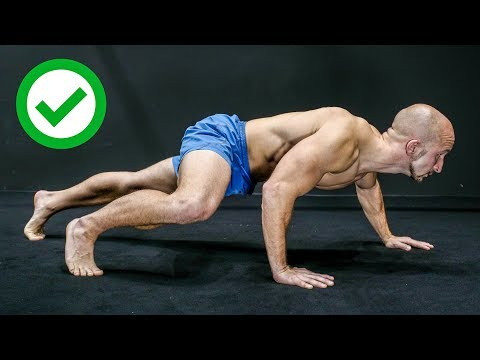 The ONLY Push Up Exercises You Really Need!