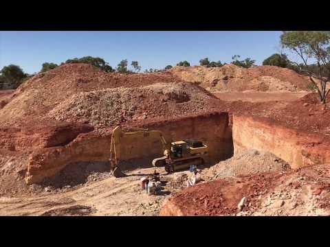 Boulder Opal Mining 2018