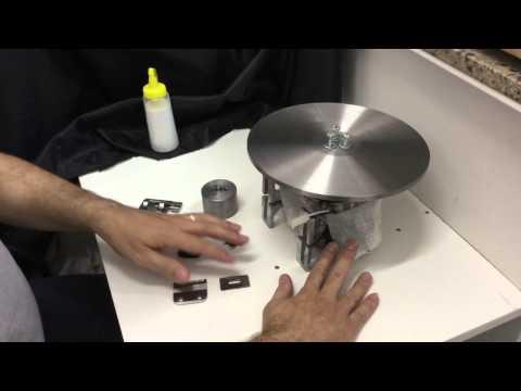 Kit Para Montar Maquina De Afiacao Youtube