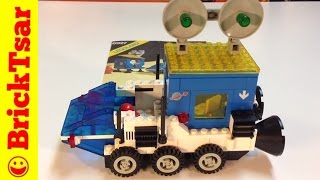 Vintage Lego Classic Space set 6927 All-Terrain Vehicle from 1981