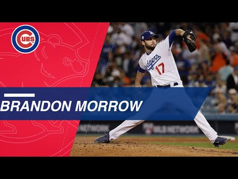 Brandon Morrow signs deal with Cubs
