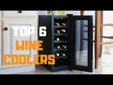 Best Wine Coolers in 2019 - Top 6 Wine Coolers Review
