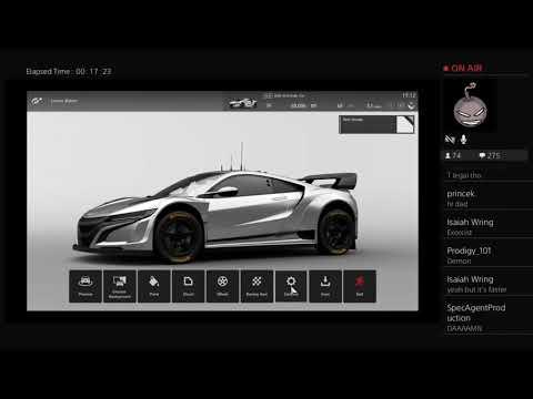Live:Gran Turismo Sport Beta/Demo Pt.2
