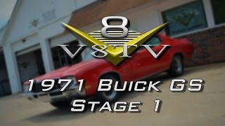 Fun With A 1971 Buick GS 455 Stage 1 Video V8TV