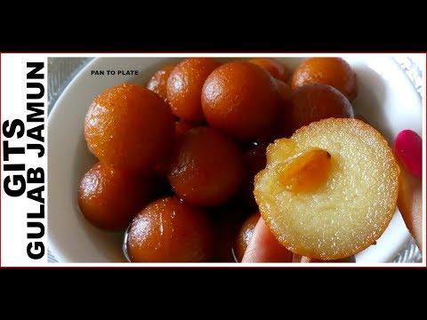 झटपट बनाये GITS से टेस्टी गुलाब जामुन | GITS GULAB JAMUN | GITS Recipe | Instant Gulab Jamun Recipe