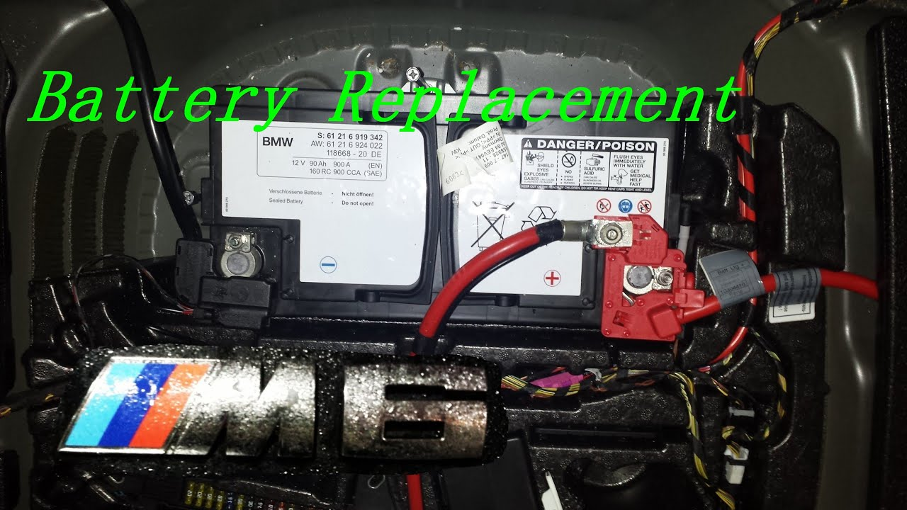 easy procedure fix battery bmw replacement pin