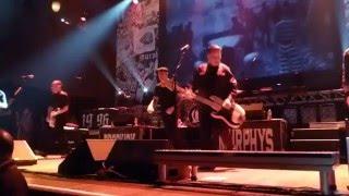 Dropkick Murphys - Prisoner's Song (Houston 02.29.16) HD