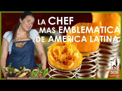 La chef más emblemática de América Latina: Janaina Rueda