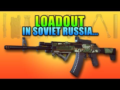 Loadout - In Soviet Russia... Russian Soldier AK-12 | Battlefield 4 Assault Rifle Gameplay