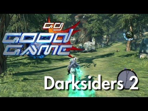 Good Game Review - Darksiders II - TX: 21/08/12