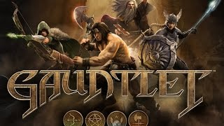 Gauntlet 2014 (23 septembre) gameplay commenté FR