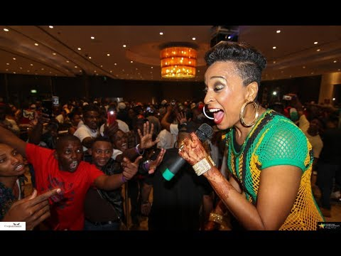 Alaine Live In Qatar Concert