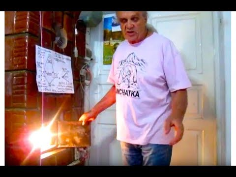 Срочно смотреть Бесплатное Отопление у себя дома сделал Кулибин из Галоген