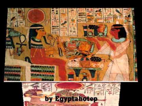 EGYPT 293 - ART of ANCIENT EGYPT III *The Meaning of Colors* (by Egyptahotep)