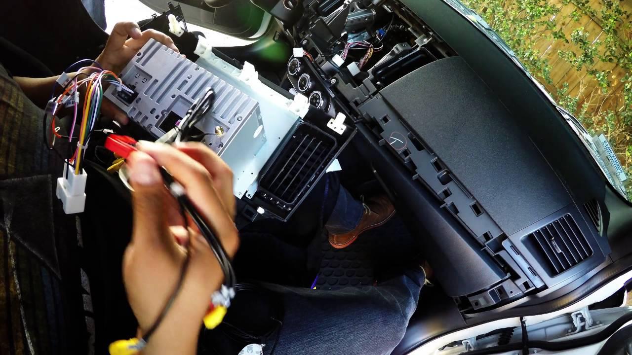 2015 Mitsubishi Mirage Radio Audio Wiring Diagram Schematic Colors