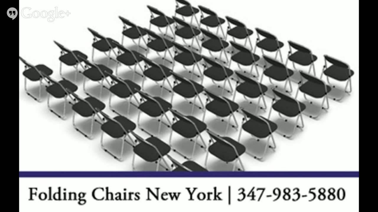 Folding Chairs New York 347 983 5880 YouTube