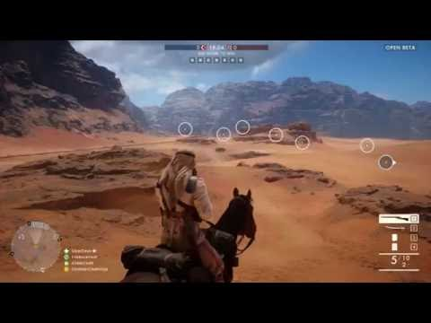 Battlefield 1 - Oro Gets A Pony