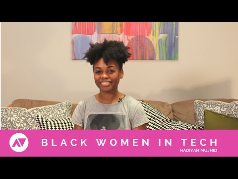 Hadiyah talks the lean startup and creating her company