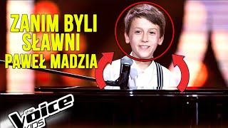 Zanim byli sławni | Paweł Madzia