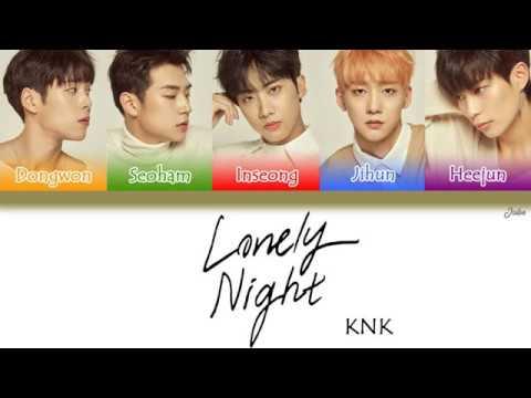 Como Cantar 'Lonely Night' - KNK (Letra Simplificada)
