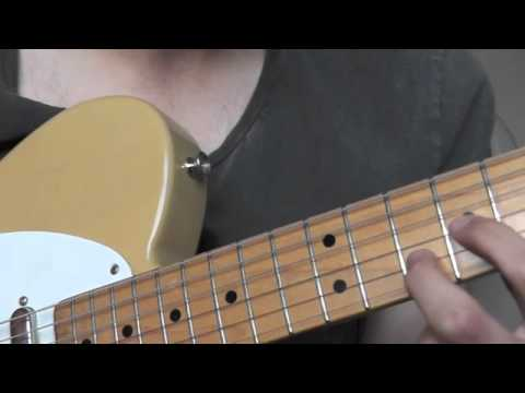 The Maccabees Pelican Guitar Lesson Youtube