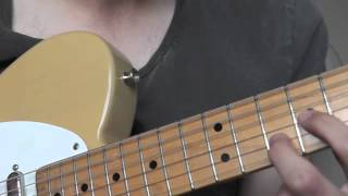 The Maccabees - Pelican Guitar Lesson
