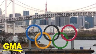 Top athletes respond after 2020 Summer Olympic Games are postponed