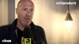 Euroluce 2017 | Oluce - Christophe Pillet ci racconta le lampade Berlin e Niwa