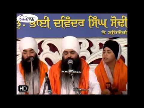 Mere Gobinda (LIVE) With Discource | Bhai Gurpreet Singh Shimla Wale | Gurbani Kirtan | Live Kirtan
