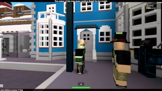 Roblox - Key and Peele Dueling Hats