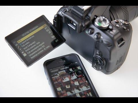 Nikon D5300 & WMU (Wi-Fi)