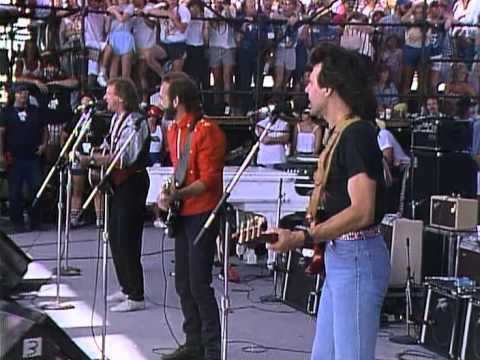 Exile - Give Me One More Chance (Live at Farm Aid 1986)