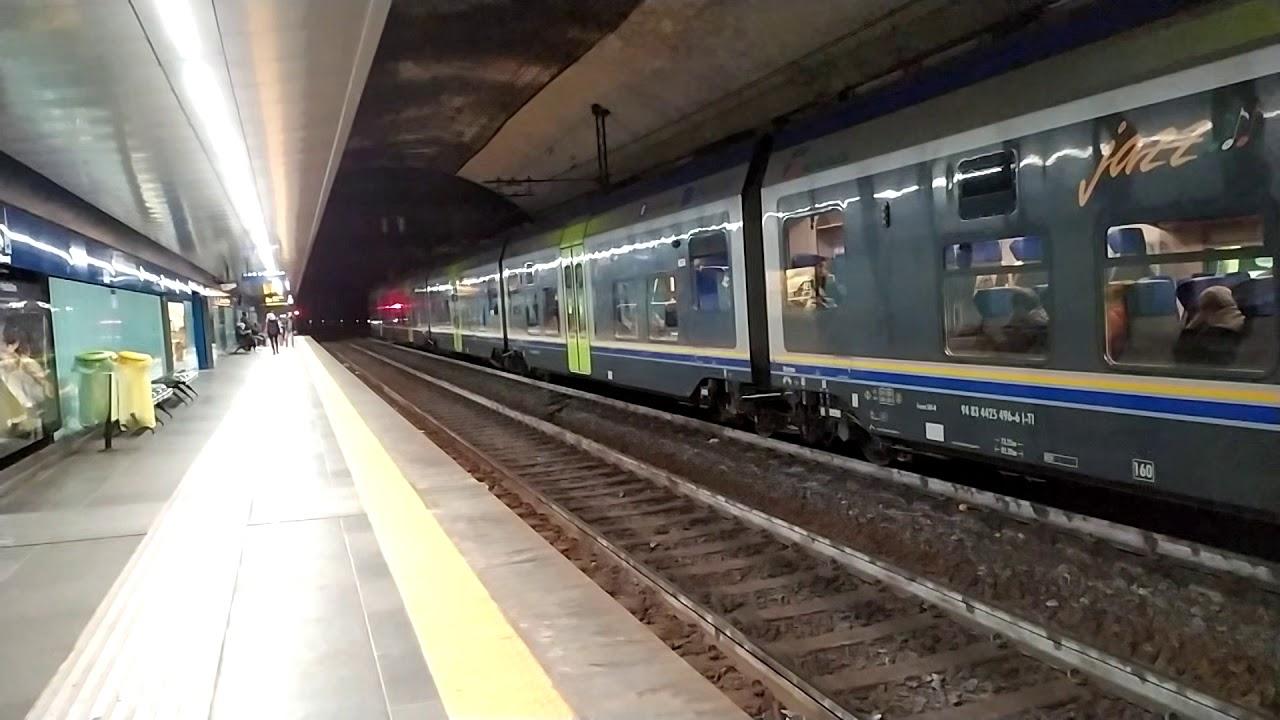 Treno Metropolitano Jazz Salerno - Napoli Campi Flegrei ...