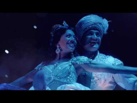 Aladdin   Prince Edward Theatre Trailer.   London Musicals.