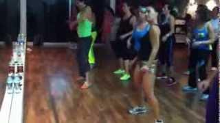 Love&party zumba with Ayelet Naor Joey Montana Feat. Juan Magan - Love & Party