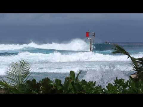 Shane Purcell at Agana Boat Basin