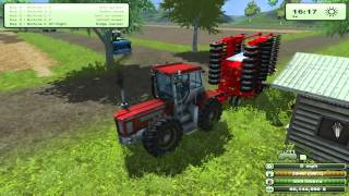 Farming Simulator 2017 PC HD 5750 (Comentariu In Romana) [Ca la ferma..]