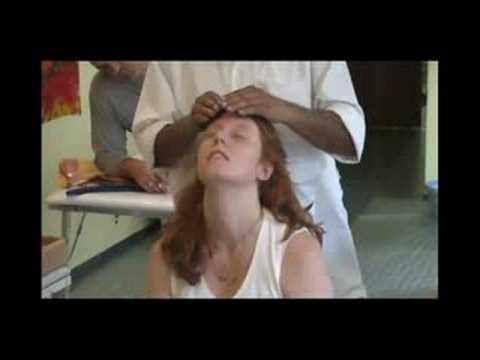 Ayurveda: Massaggio Ayurvedico Alla Testa