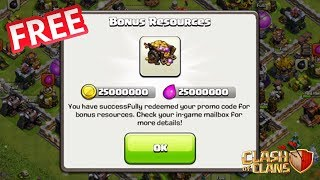 Clash of Clans: Get 50 Million Bonus Loot Instantly (Not A Hack)