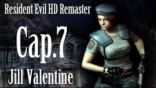 Resident Evil HD Remaster | Let's Play en Español | (Jill Valentine) Capitulo 7
