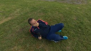 What's Davy Laughing At? | Ireland's Fittest Family | RTÉ One