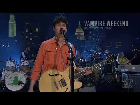 Vampire Weekend - Austin City Limits Performance Coming