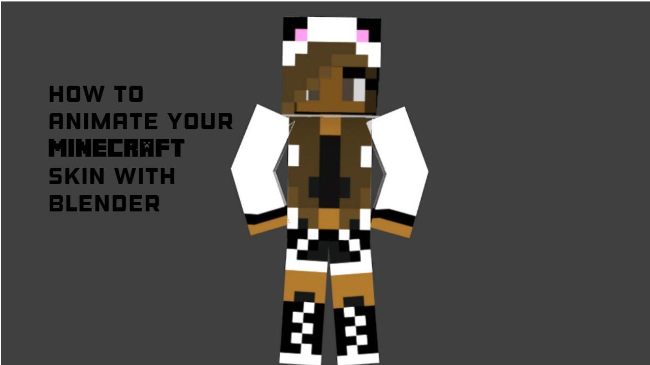 Abdottutorial how to animate your minecraft skin with blender abdottutorial how to animate your minecraft skin with blender youtube ccuart Images