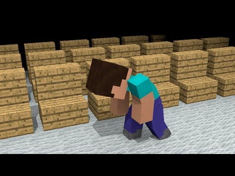 Steve Life Story Minecraft Animation Youtube