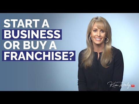 Franchise Consulting • Entrepreneurship Versus Franchising