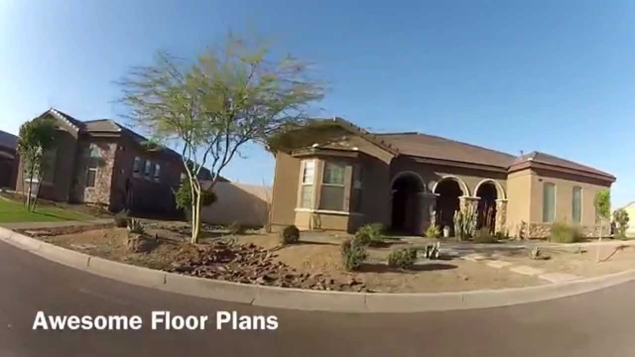 Beazer Homes Phoenix Desert Rose At South Mountain | Phoenix Gated Community