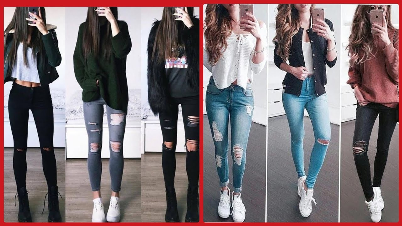 40+ Latest And Impressive Summer Style Casual Outfit Ideas For Girls 2019