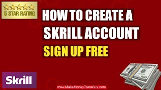 How To Open Skrill Account In Bangladesh 🔷 How To Create Skrill Account Bangla