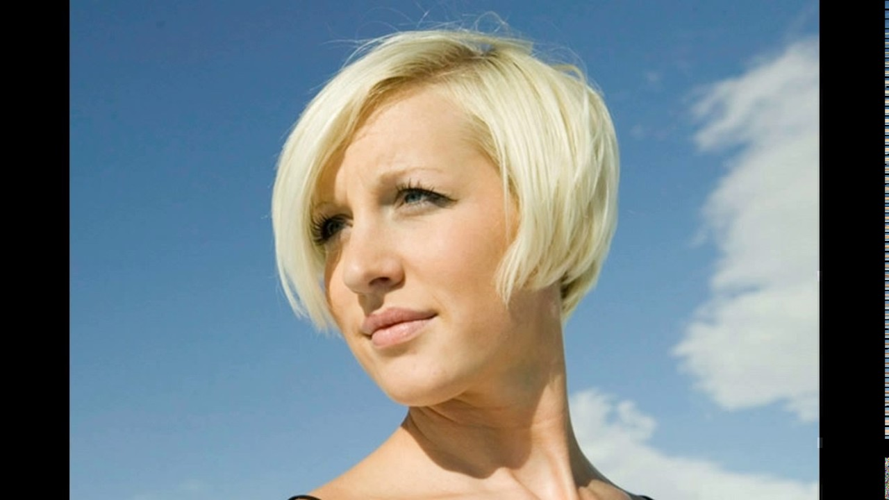 Very Short A Line Bob Haircut Youtube