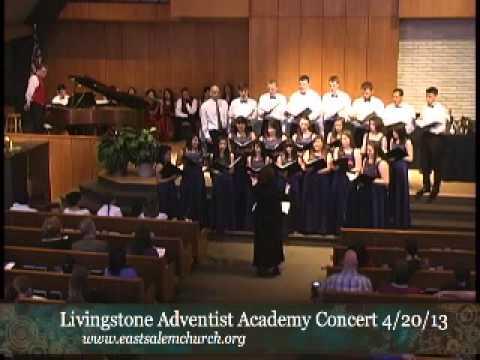 Livingstone Adventist Academy Music Vespers